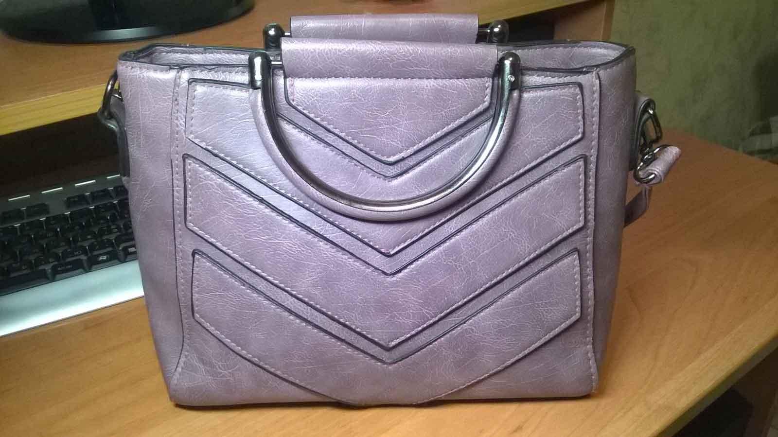 63a265131672 Женская сумка из ПУ кожи с коротики ручками с АлиЭкспресс